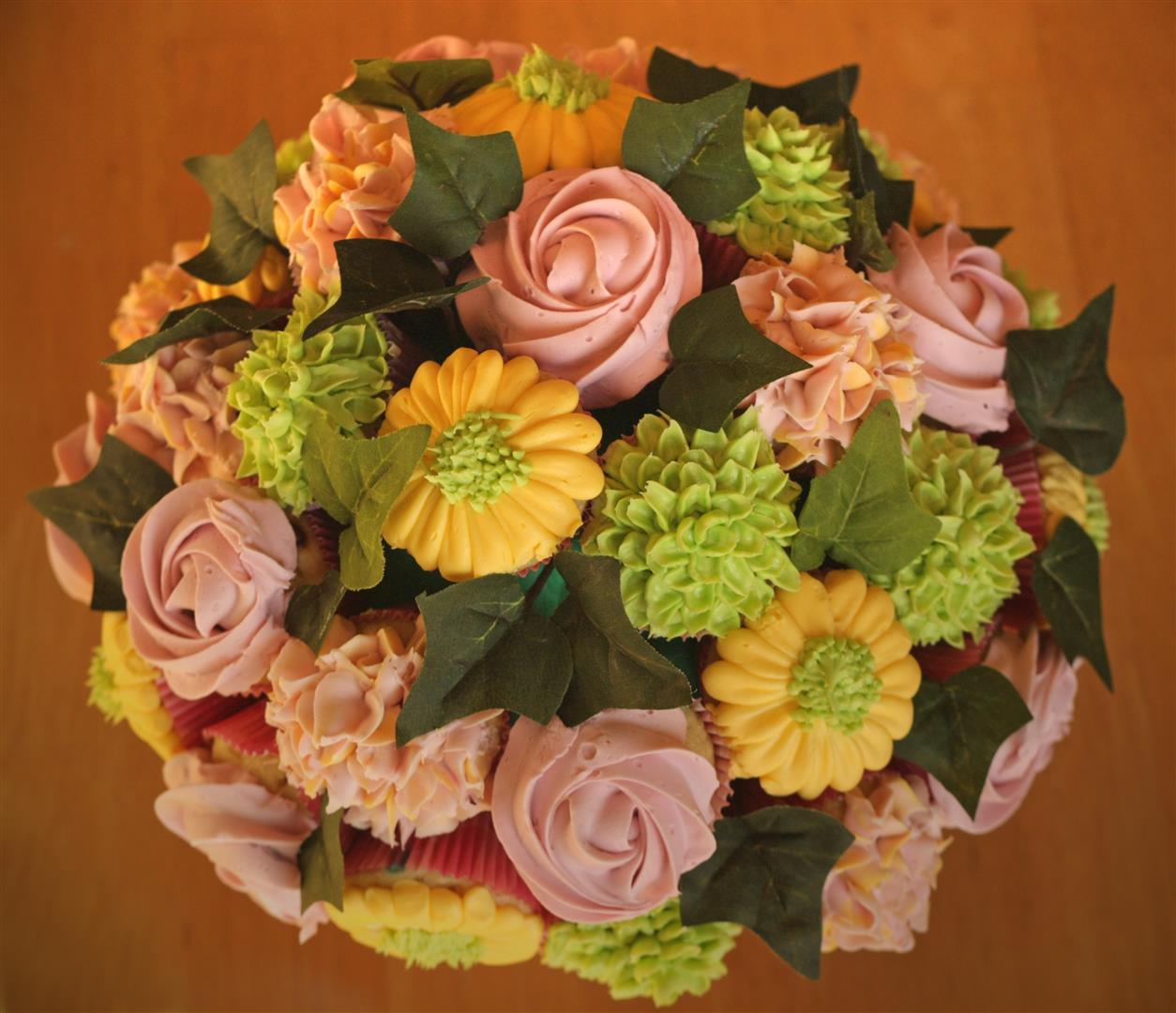 Patty cakes bakery cupcake bouquet izmirmasajfo