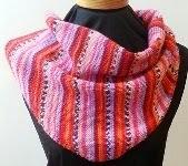 Knitcol sjaaltje