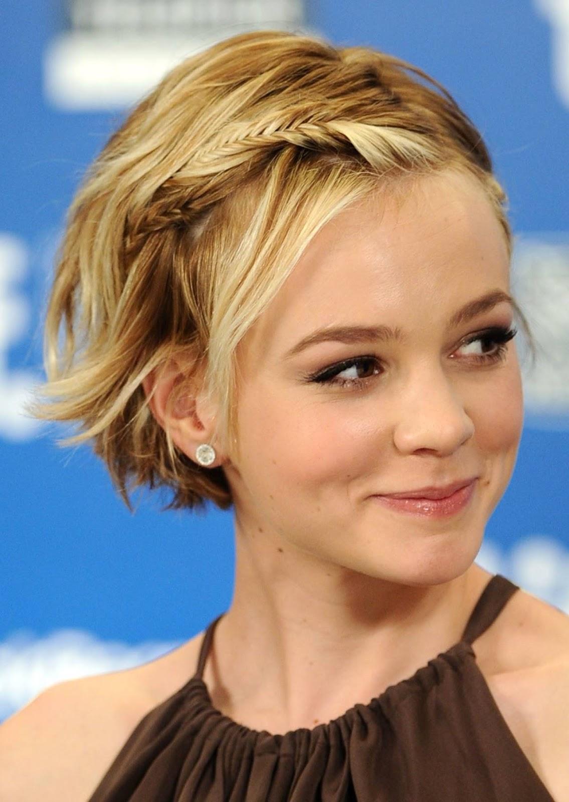 Short Hairstyles Short Blonde Hairstyles