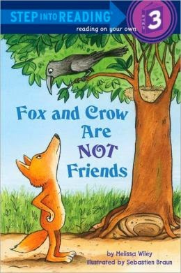 Fox and Crow are not friends melissa wiley
