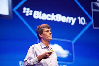 OS Blackberry 10