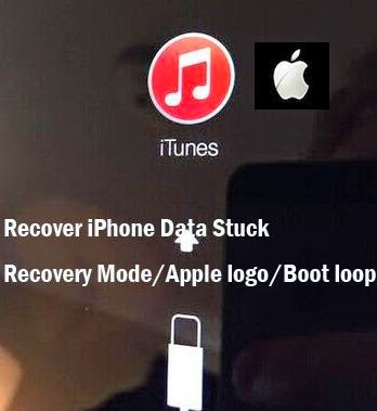 recover iphone data after stuck recovery mode/apple logo/boot loop