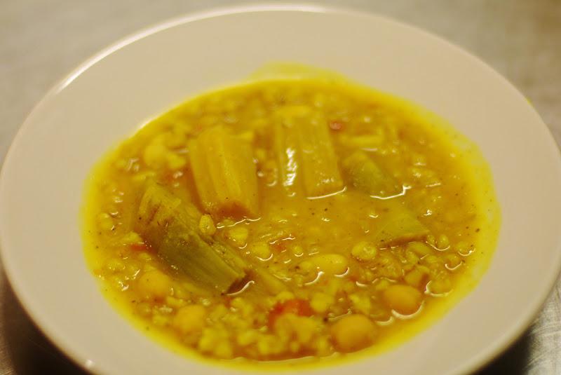 Curso de guisos tradicionales de la cocina murciana for Cocinar trigo