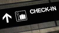 Faça o seu check-in online