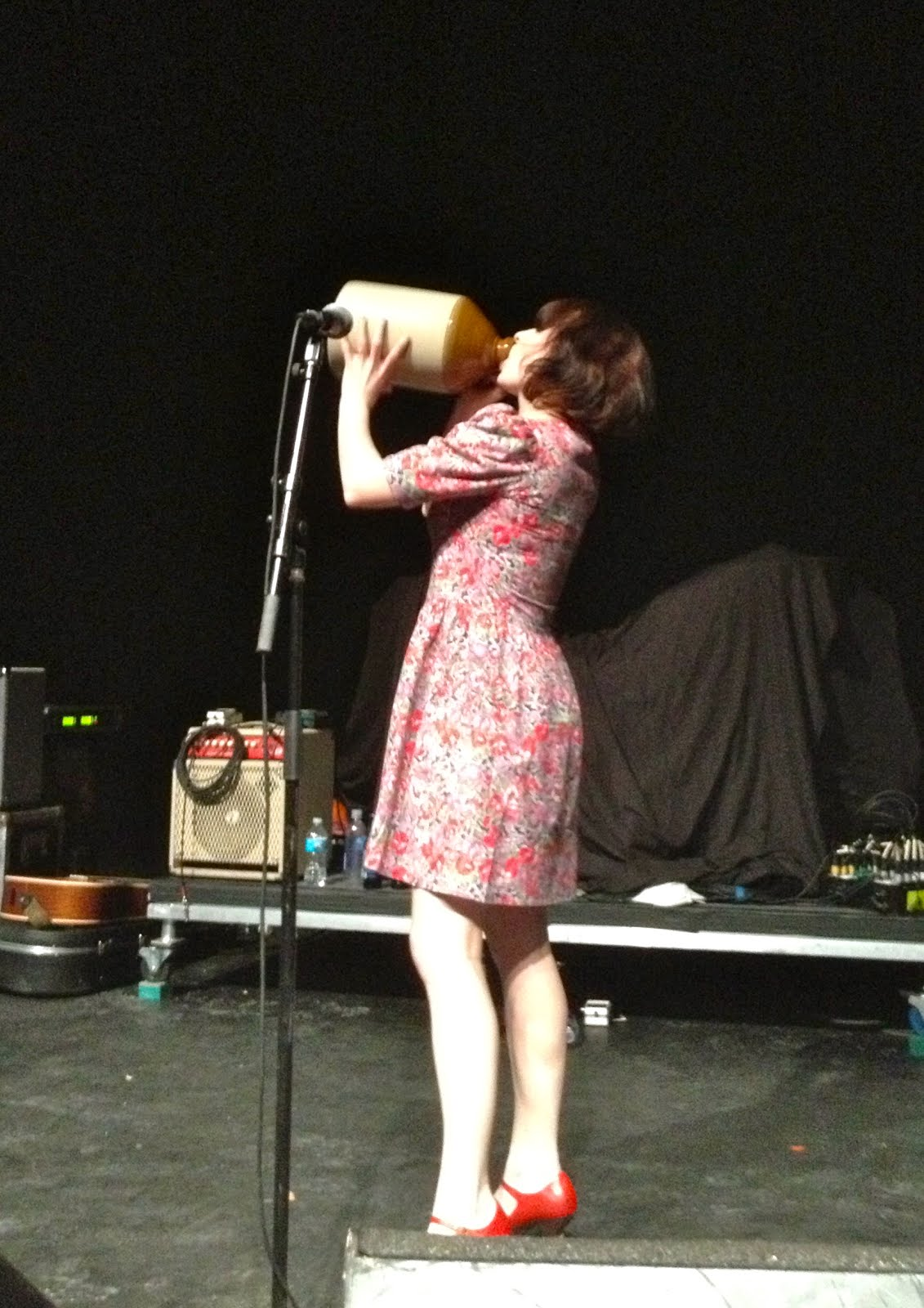 Skinny Lister Heats Up The Flogging Molly Crowd Concert