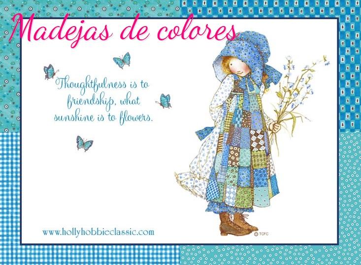 Sorteo - Madejas de colores