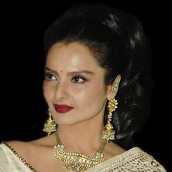 Rekha old bollywood actress not