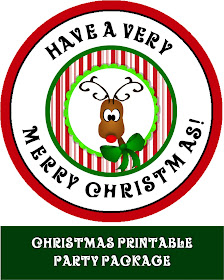 Christmas Printable Party