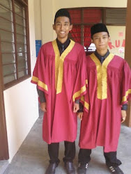 Sabda first graduation day