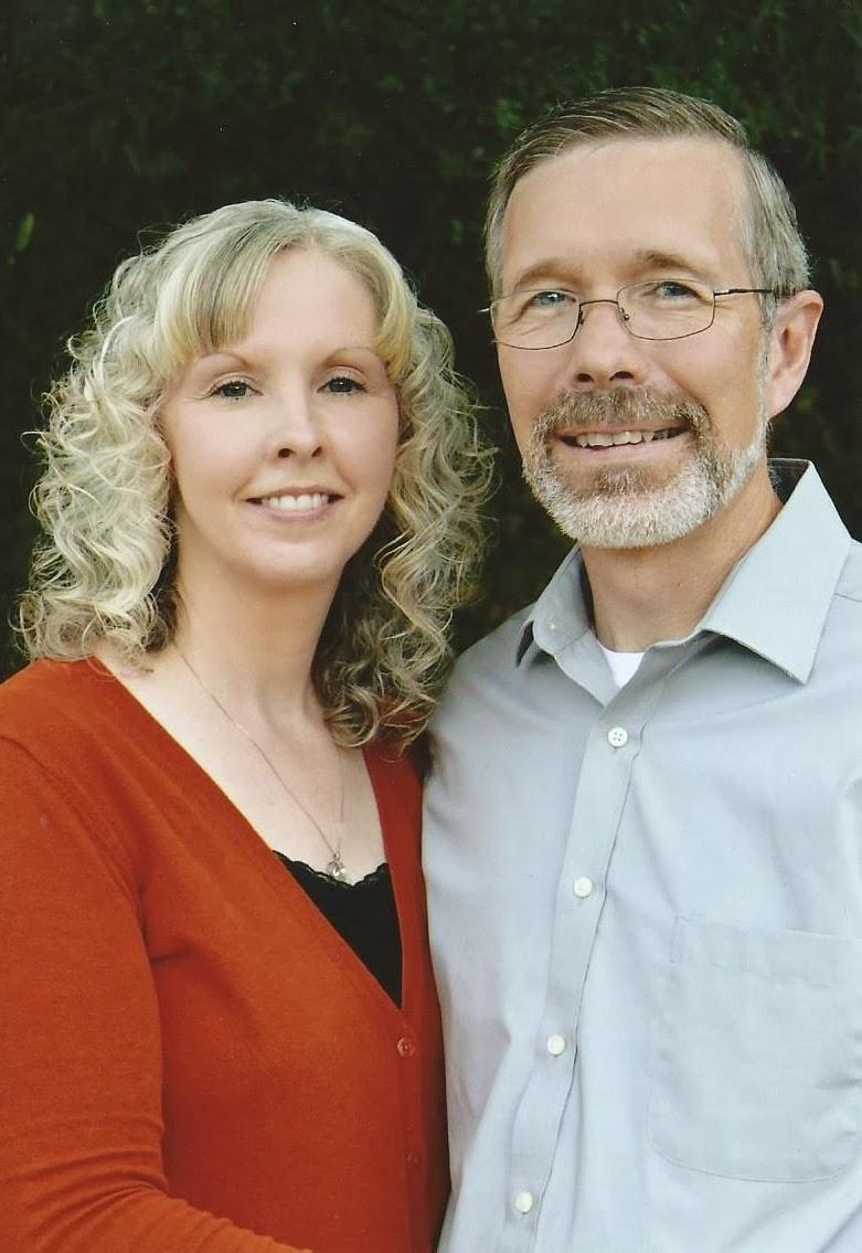 Greg & Margarete Murphy