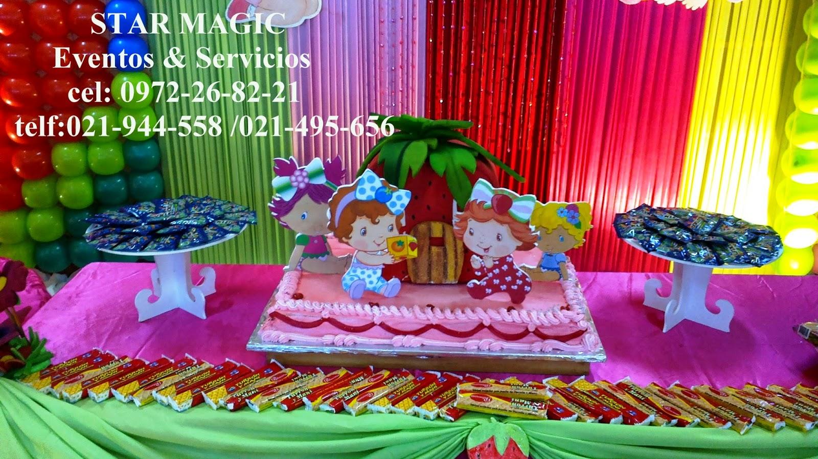 STAR MAGIC Decoracion de Fiestas y Eventos: decoraciones ...