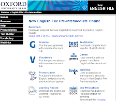 ENGLISH FILE  PRE- INTERMEDIATE