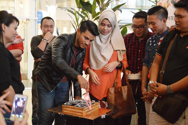 Meet & Greet Azrel Ismail Bersama Peminat