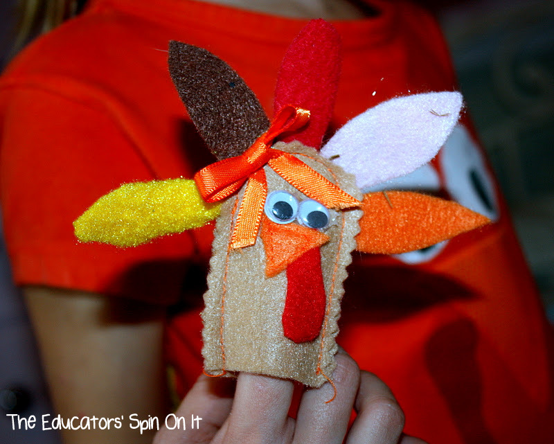 The educators 39 spin on it thanksgiving activities for kids for Thanksgiving crafts for preschoolers free