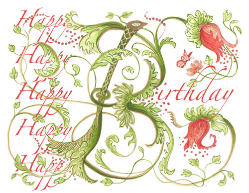 happy birthday cards pics. Is your daughter`s birthday today? Send birthday cards, birthday flowers,