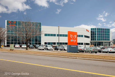 Architectural Photography - ORNGE Head Office