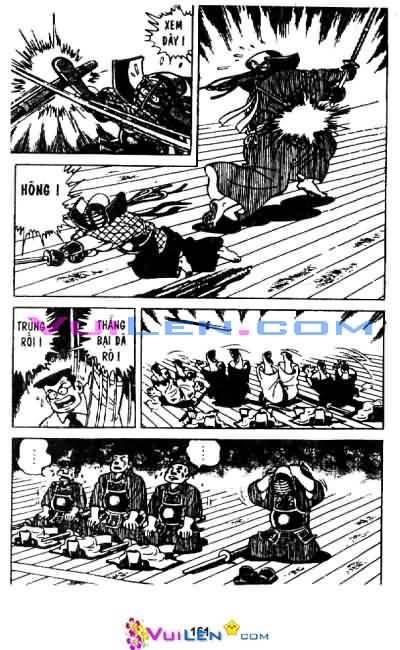 Siêu quậy Teppi chap 29 - Trang 163