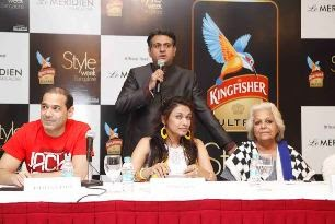 Kingfisher Ultra Style Week Bangalore begins today