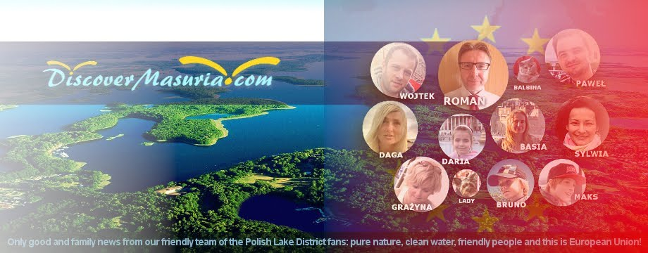 DiscoverMasuria.com - Polish Lake District's Fan Blog (INICJATYWA SPOŁECZNA)