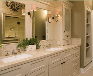 Ba os modernos armarios de ba o con espejo - Espejo con armario bano ...
