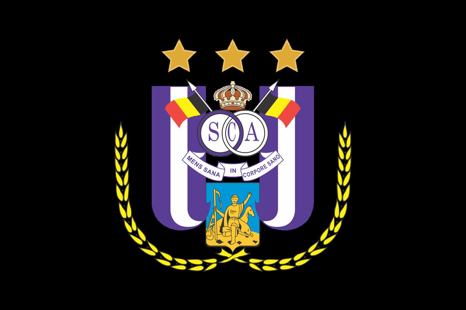 Afbeeldingsresultaten voor rsc anderlecht logo