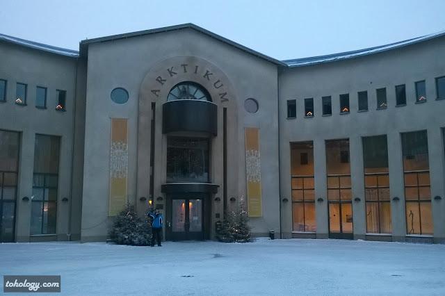 Arctikum museum