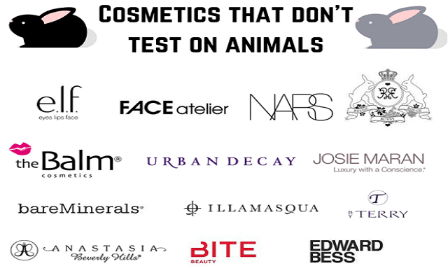 Cosmetic that don't test on animals
