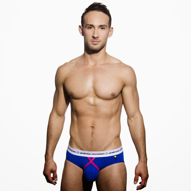 Andrew Christian Dare brief