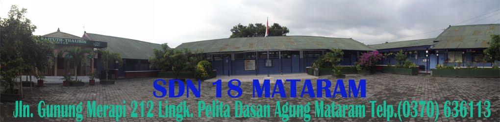 SDN 18 MATARAM