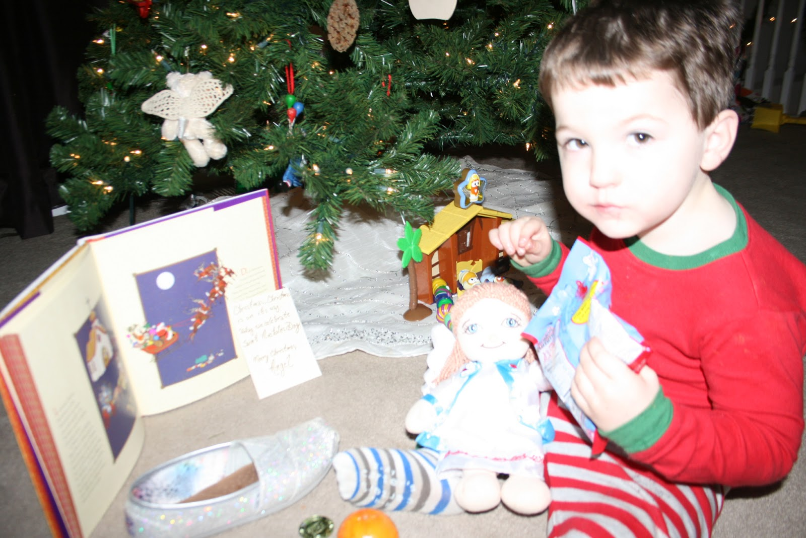 Our Advent and Christmas Angel Activities - Everyday Graces