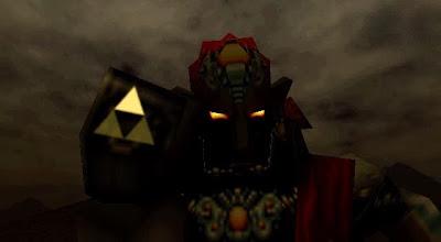 Ganondorf Trifuerza del Poder