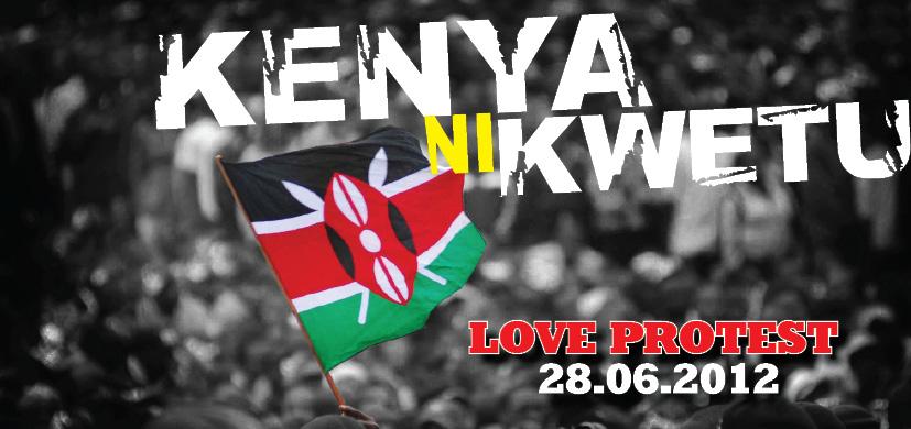 Daily News Kenya: Advertisers Announcement:Kenya ni kwetu Public Event