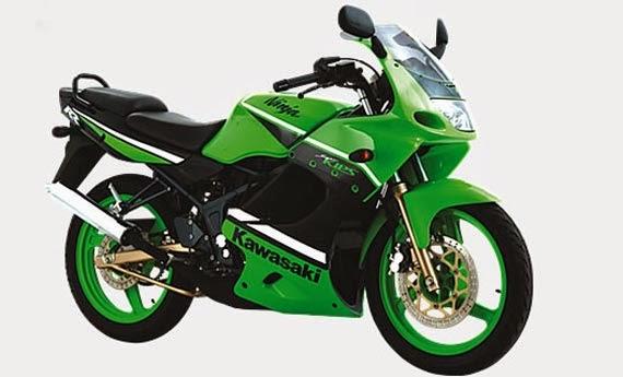 Daftar Harga Bekas Motor Kawasaki Edisi Febuari 2014
