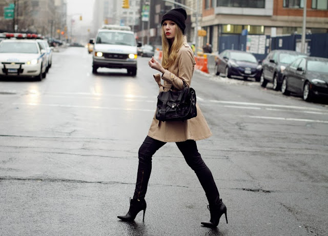 Beanie street style