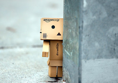Danbo robot de cartón