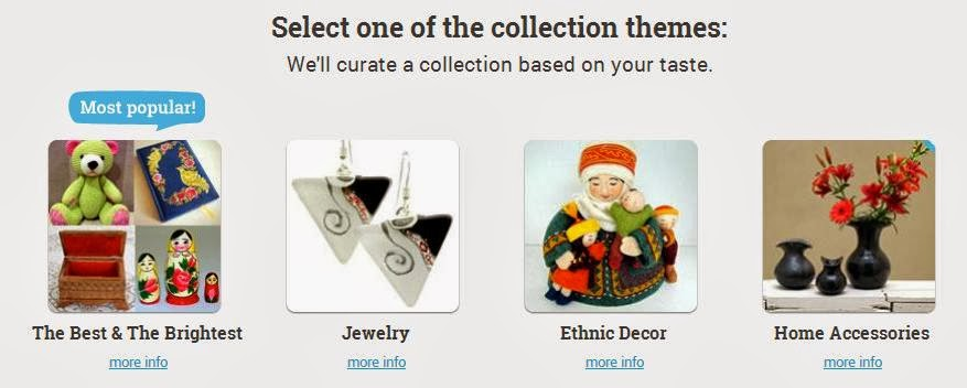 Select one of the collection themes.
