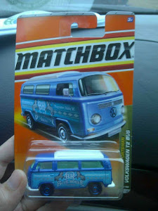 MBX VW T2 BUS blue(2012)