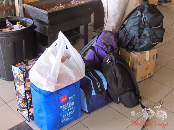 Stuff to bring to Bako National Park Terminal - WireBliss