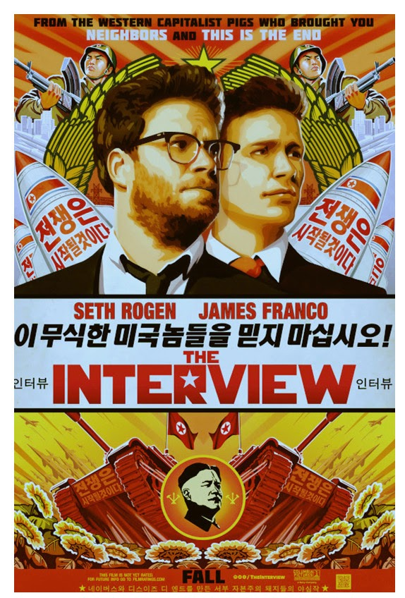 Sinopsis, Pemain dan Video Trailer Film The Interview (James Franco, Seth Rogen)