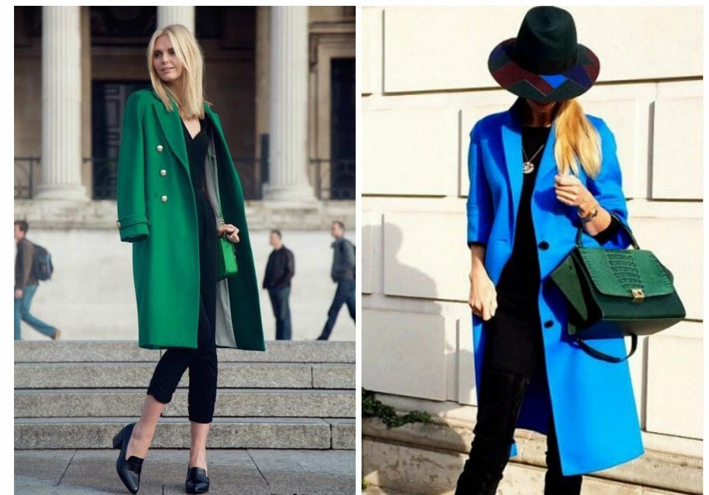 Подборка стильных пальто осень-зима 2014-2015 года.