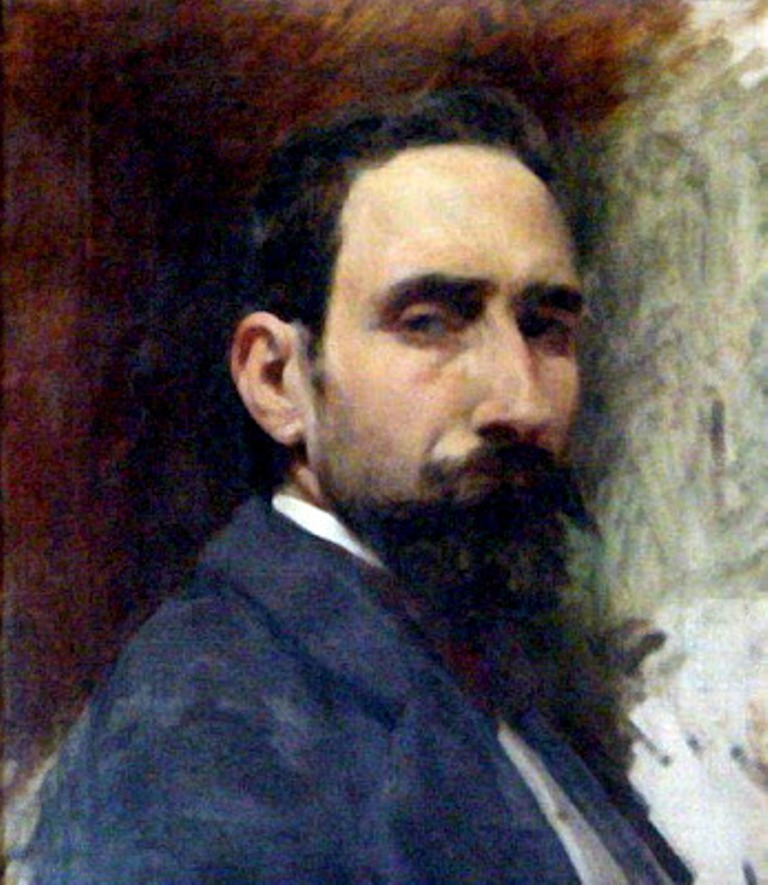 Portraits of painters manuel siguenza alonso - Pintor valenciano ...