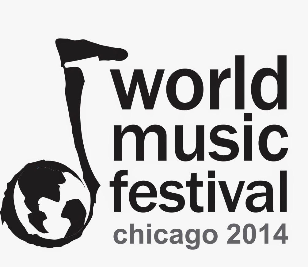 World Music Festival Logo World Music Festival Chicago