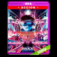 Ready Player One: Comienza el juego (2018) WEB-DL 1080p Audio Dual Latino-Ingles
