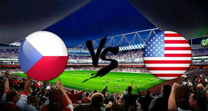 Prediksi Bola Republik Ceko vs Amerika Serikat 4 September 2014
