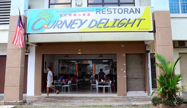 Gurney Delight Cafe Kota Kemuning