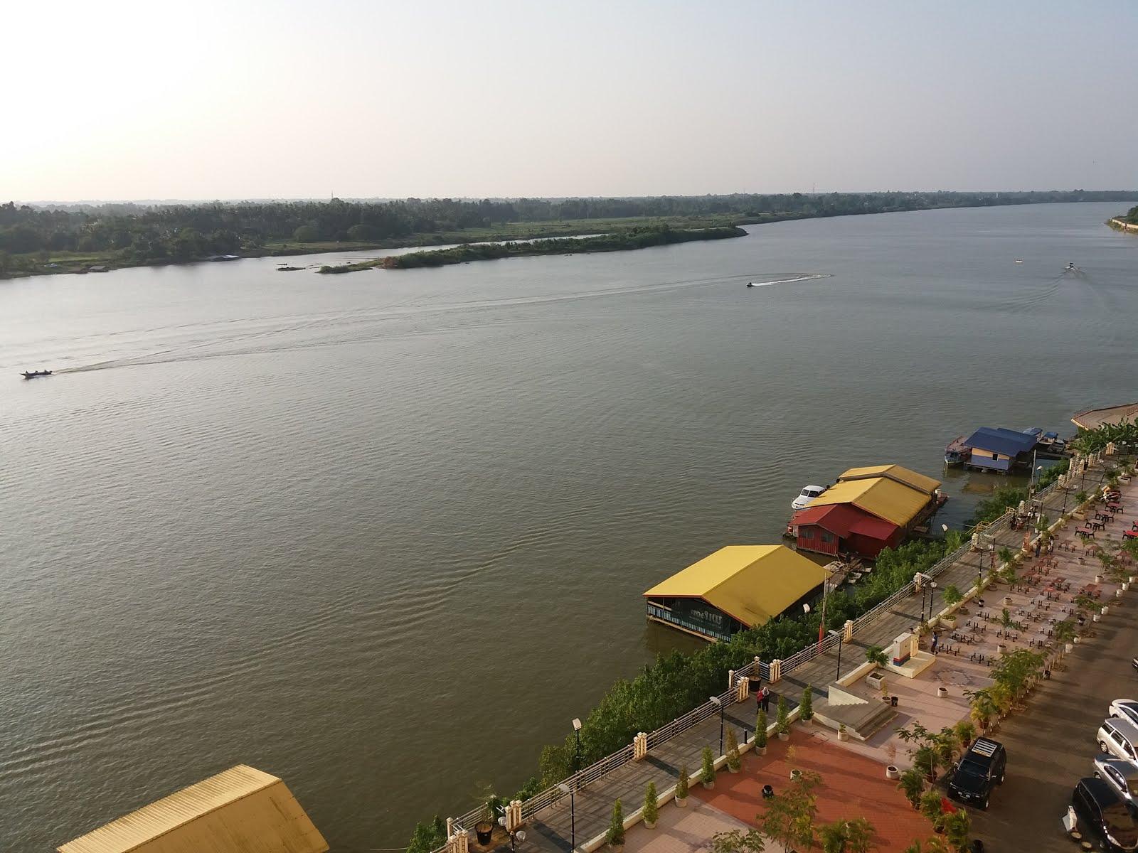 Kelantan River View
