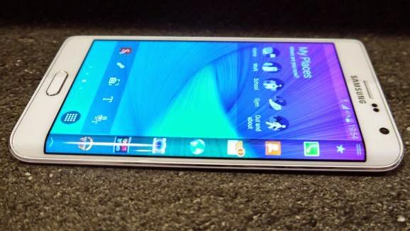 Samsung Note Edge Inceleme Tekno Icat Guncel Cihaz , Yaz?l?m ve Teknoloji Haberleri