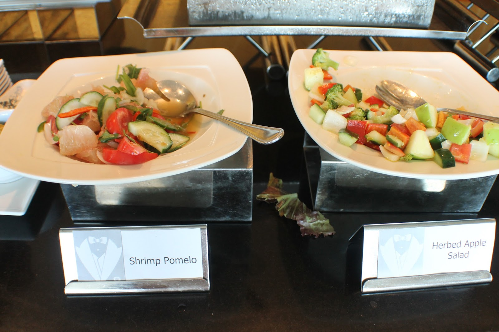 GASTRONOMY by Joy: Power Lunch-ing at Pan Pacific Manila Hotel