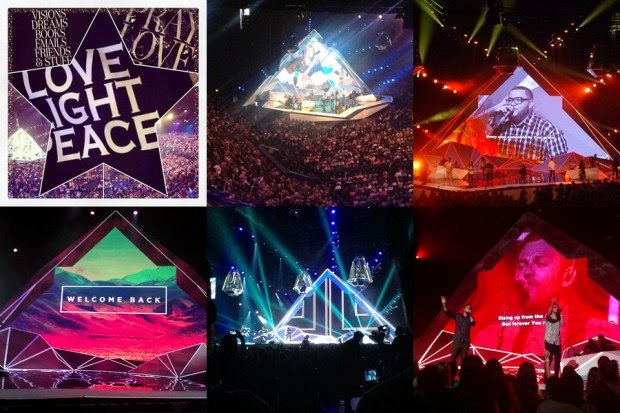 Hillsong United Church Steeped In Illuminati And New Age Symbolism