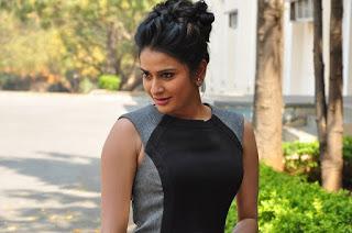 Actress Jenny Pictures in Short Dress at Meeku Meere Maaku Meeme Teaser Launch 252816